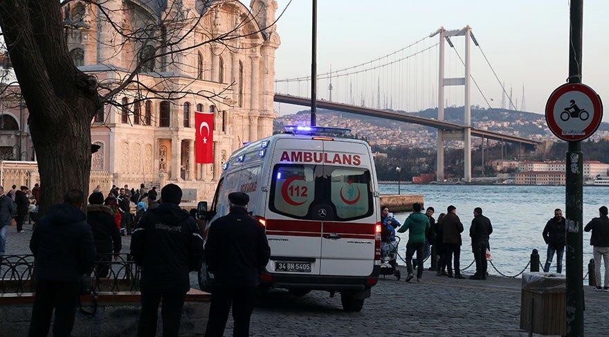 Boğaz'da intihar: Gencin cenazesi bacakları kopmuş halde çıkarıldı