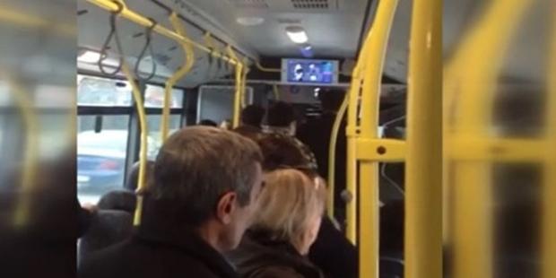 Ankara'da belediye otobüsü şoförü yolcuları esir aldı