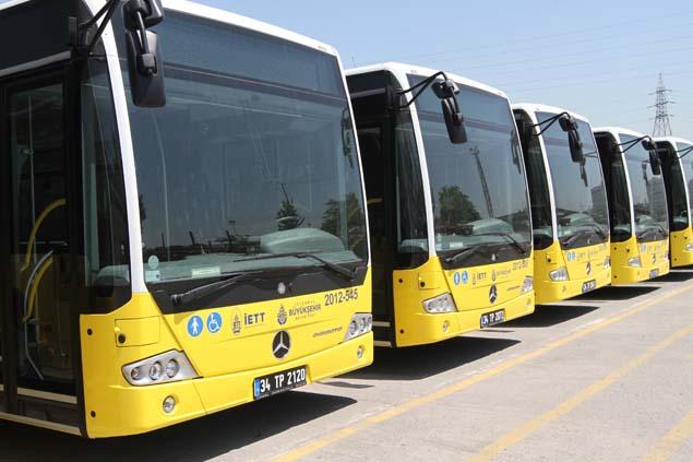 Otobüslere de kara kutu geliyor
