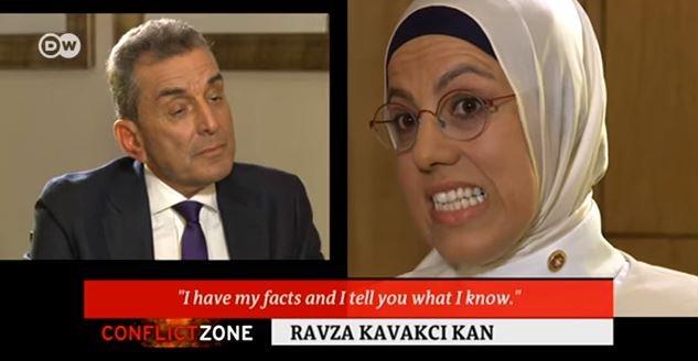 VİDEO | AKP'li Ravza Kavakçı'nın zor anları: Soruları cevaplayamadı