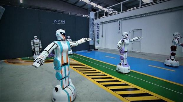 Konyalı bilim insanlarından bilime büyük katkı: Mangal yapan robot