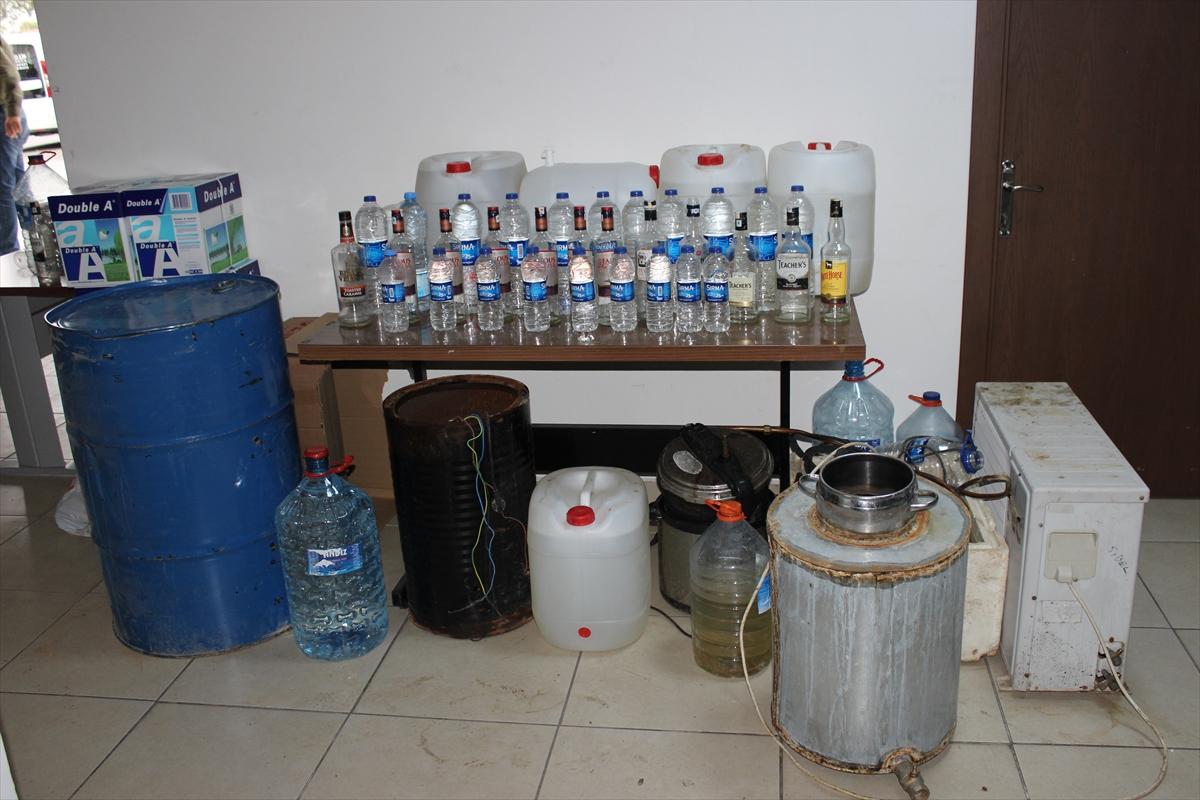 Sahte içkiden 3 kişi öldü!