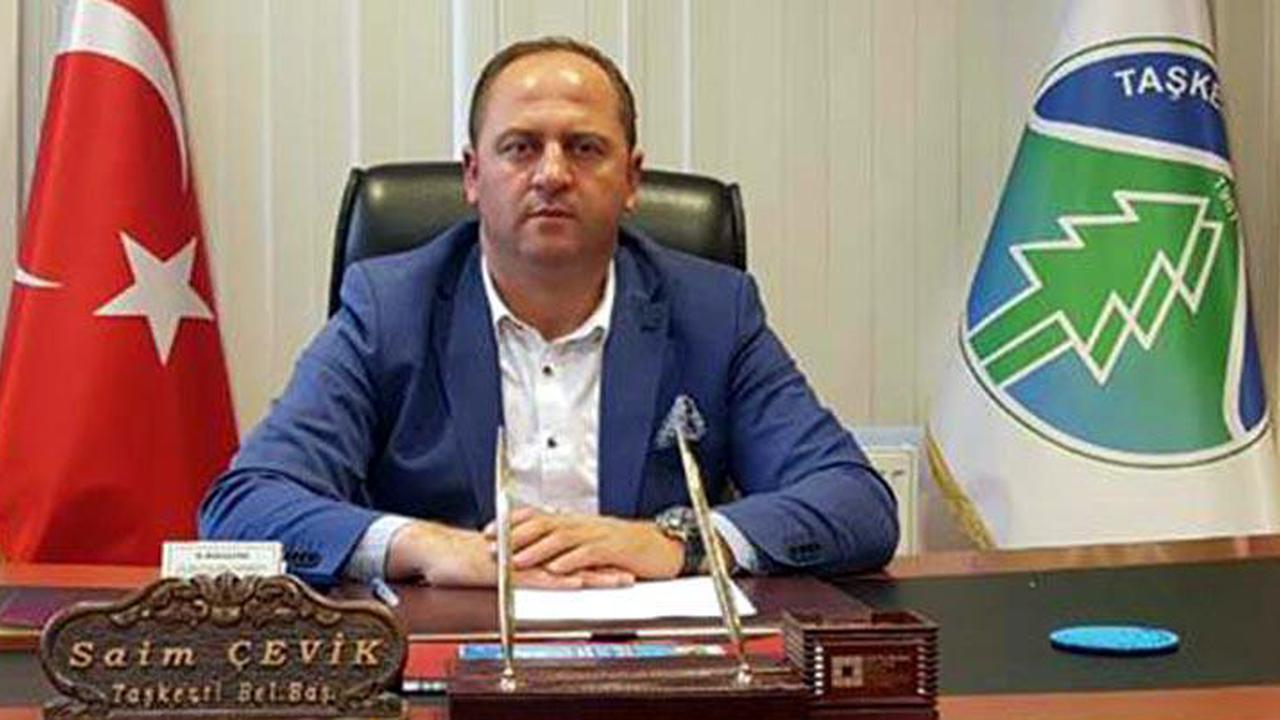 Taciz sanığı belediye başkanına tahliye