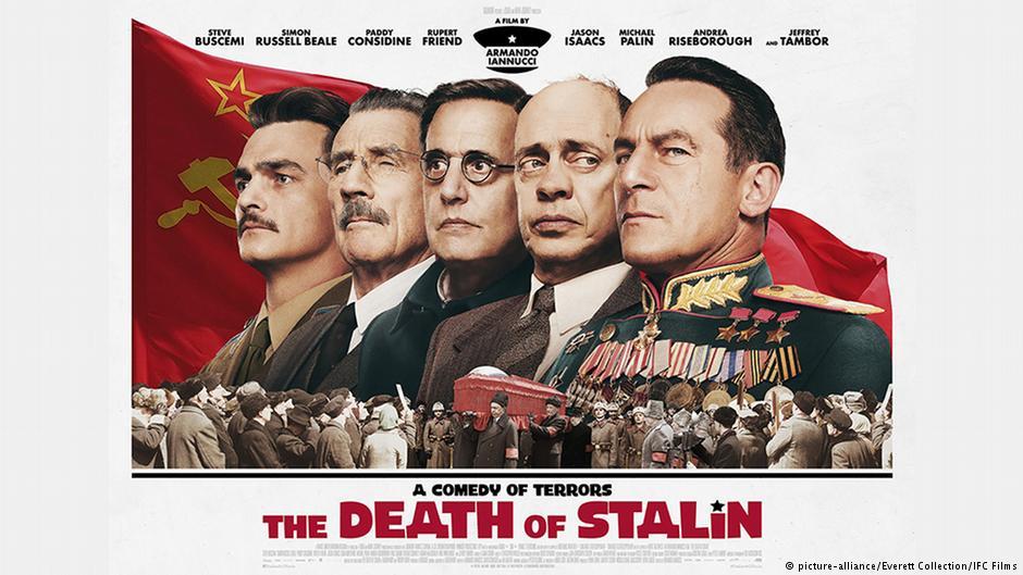 """Kaan Kavuşan yazdı: """"Stalin'in Ölümü"""" veya tarihi sulandırarak bükmek"""