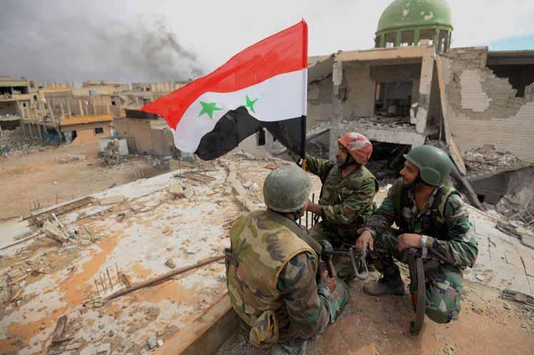 Suriye: İsrail'in saldırısı, terörle mücadeledeki başarımıza verilen bir tepki
