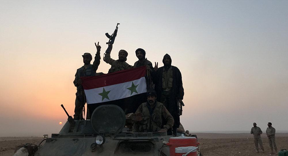 Suriye: İşgalci Türk, ABD ve İsrail güçlerine karşı topraklarımızı savunacağız