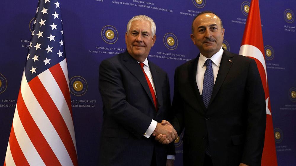 Türkiye ve ABD'den ortak deklarasyon