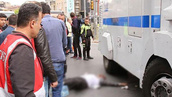TOMA tarafından ezilerek ölen yurttaş, polisle eşit kusurlu bulundu