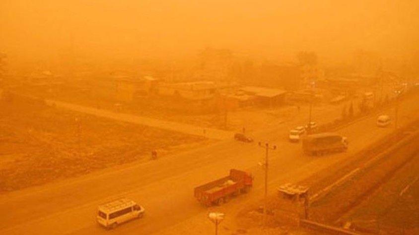 Meteoroloji'den 6 il için 'toz' uyarısı