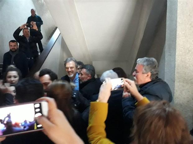 TTB yöneticileri serbest bırakıldı
