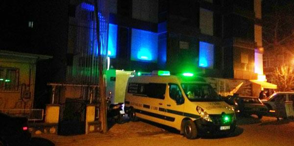Galatasaraylılar Derneği'ne silahlı saldırı: 1 kişi hayatını kaybetti