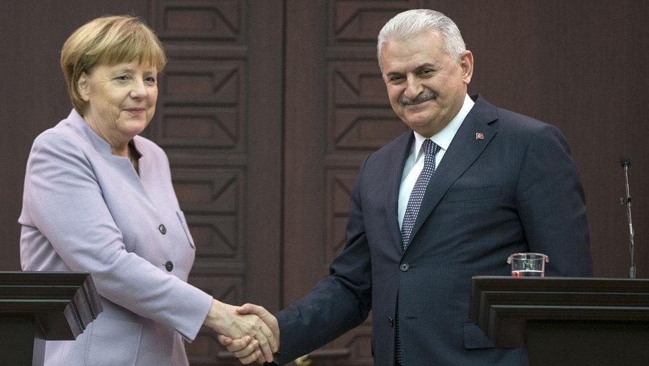 Binali Yıldırım ile Merkel 15 Şubat'ta görüşecek