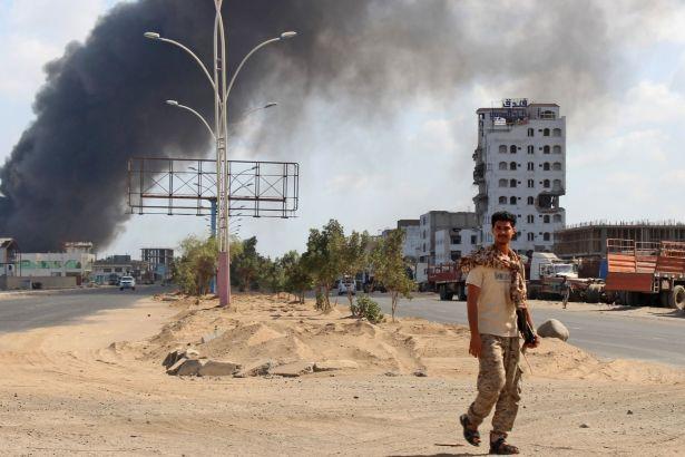 Suudilerin Hudeyde saldırısı 26 bin kişiyi göçe zorladı