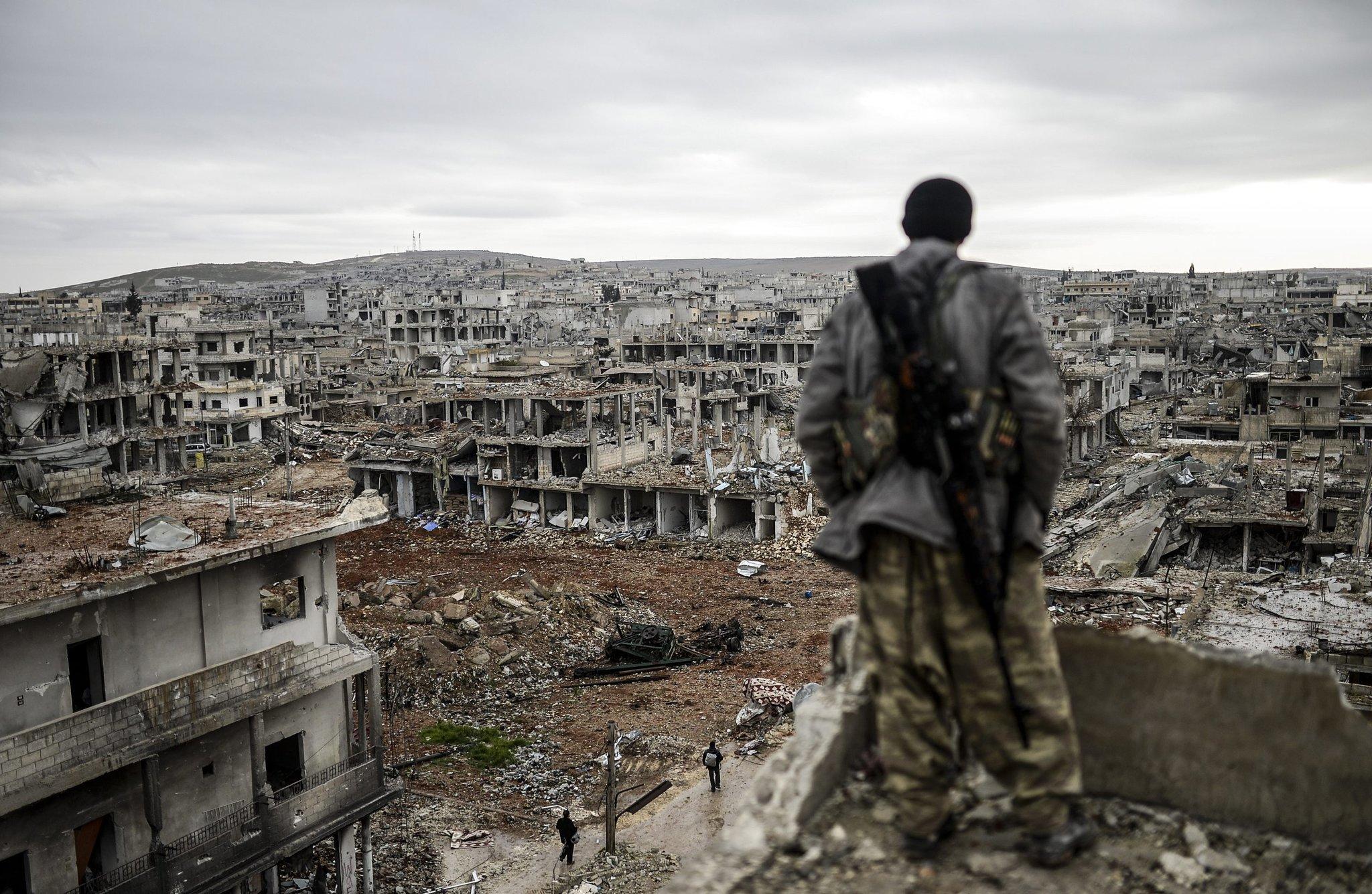 MERCEK | Emperyalizmin güncellenen Suriye politikaları ve değişmeyen paradigma: Böl, parçala, yönet… - 1