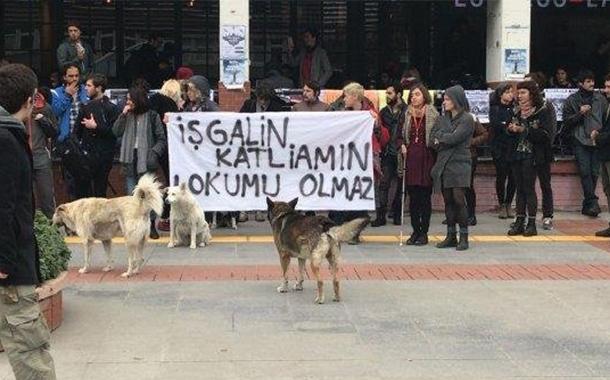 Erdoğan hedef gösterdi, üniversite öğrencileri gözaltına alındı