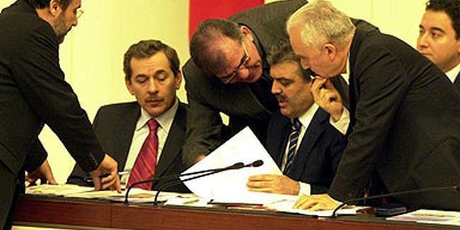 Hafıza-i Beşer | 1 Mart 2003: 1 Mart tezkeresi oylandı