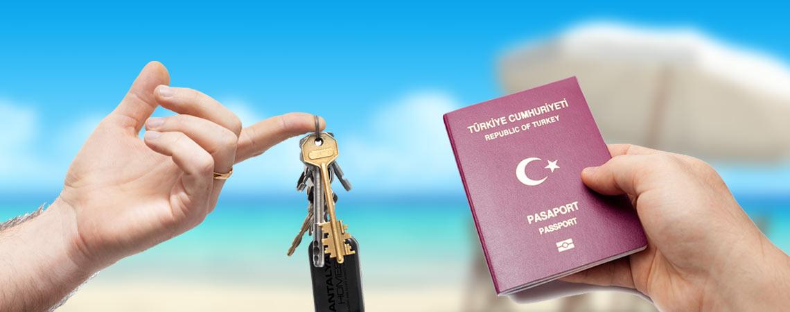 Kelepir 'TC vatandaşlık hakkı': Ver parayı, al vatandaşlığı