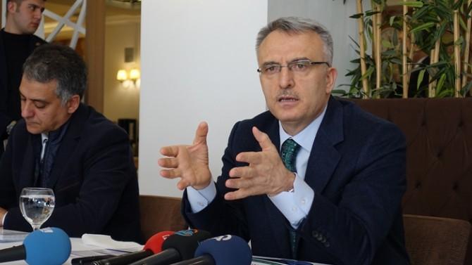 Maliye Bakanı Moody's raporuna tepki gösterdi