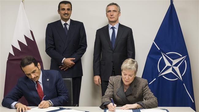 Yandaşların dostu Katar, NATO ve AB ile anlaştı