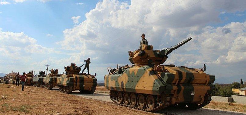 Afrin'de yaşamını yitiren askerlerin kimlikleri açıklandı