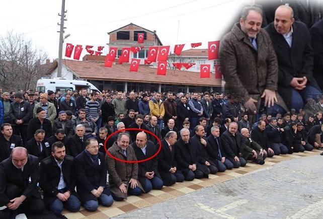 'Cumhur İttifakı' asker cenazesinde böyle güldü