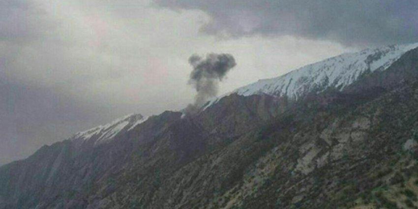 İran'da düşen uçakla ilgili Başaran Holding'ten ilk açıklama