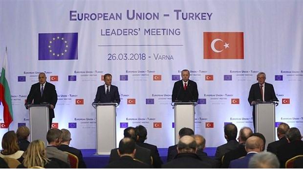 Avrupa Birliği Zirvesi'nde ortak açıklama yapıldı