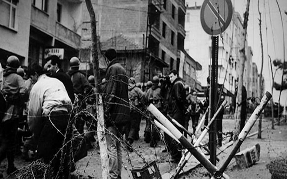 Hafıza-i Beşer | 12 Mart 1995 - Gazi Mahallesi katliamı olayları başladı