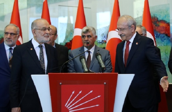 CHP ittifak komisyonu kurdu