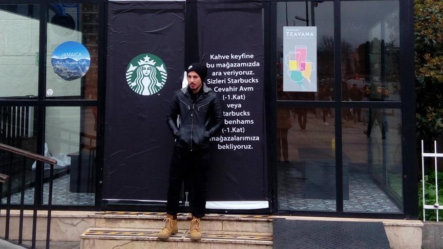 Şişli'deki Starbucks şubesi mühürlendi