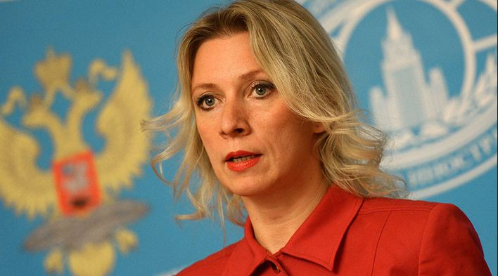 Mariya Zaharova: İngiltere Dışişleri Bakanı Johnson Rusya düşmanlığı ile zehirlenmiş