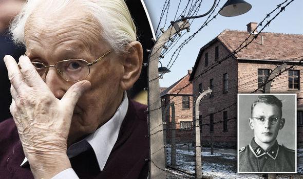 'Auschwitz Kampı'nın muhasebecisi' 96 yaşında öldü