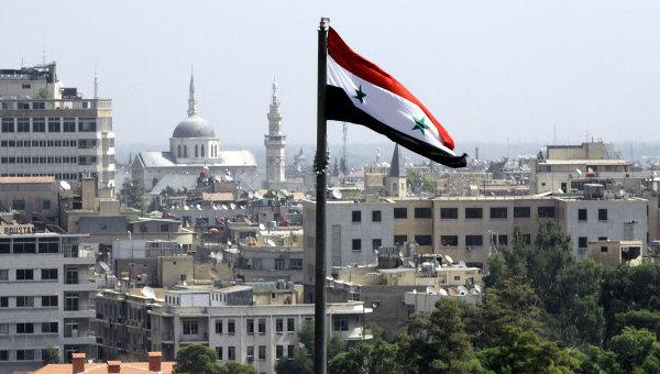 Suriye'den kimyasal uzman heyetiyle ilgili açıklama