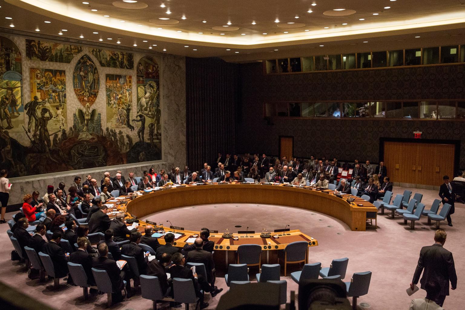 Birleşmiş Milletler Güvenlik Konseyinden ateşkes çağrısı