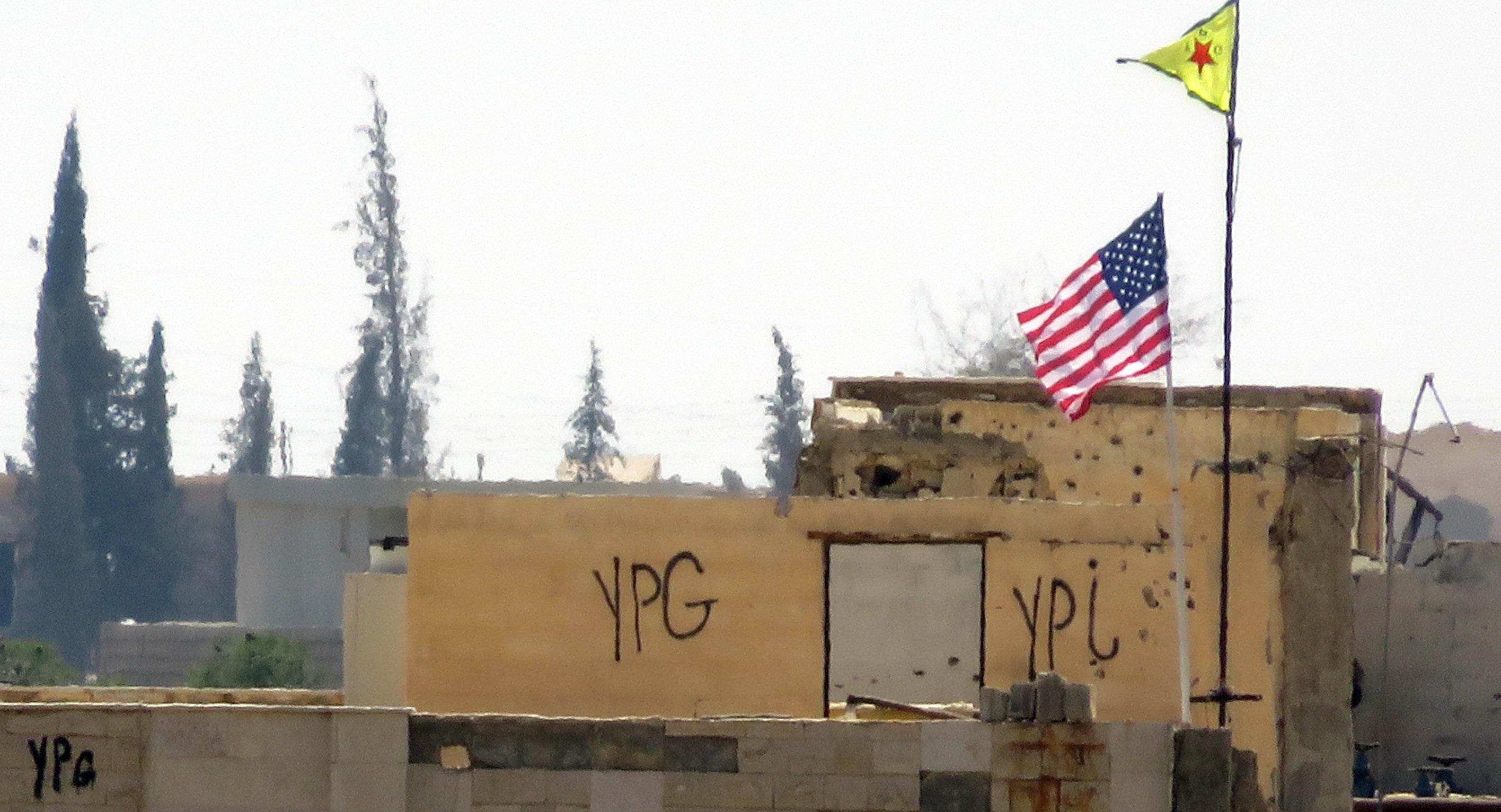Rusya: ABD, YPG'nin kontrolündeki bölgelerde 20 askeri üs kurdu