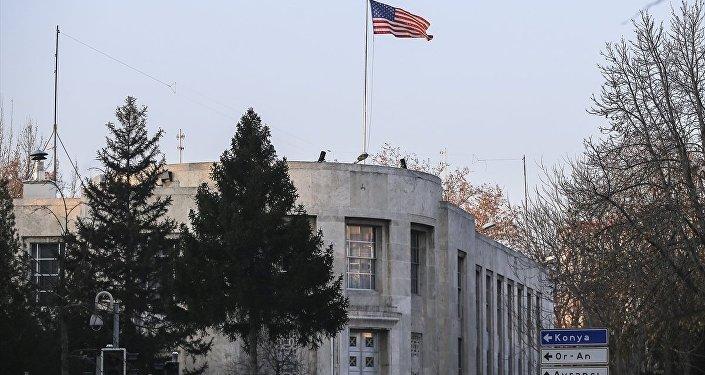 ABD Büyükelçiliği yarın açılıyor