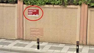 """abdullahazamm 300x169 - """"El Kaide'nin kurucusunun adı caddeden silinsin"""" teklifine bakın AKP ne dedi..."""