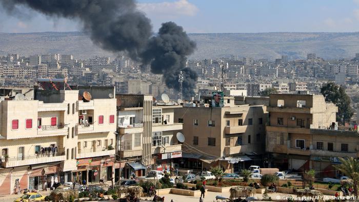 Birleşmiş Milletler'den Afrin iddiası: YPG sivillerin tahliyesini engelliyor