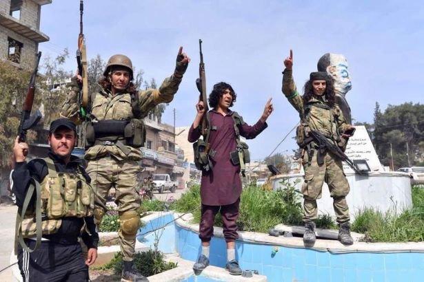 Fakıbaba'dan tuhaf benzetme: 18 Mart ve Afrin'in merkezindeyiz