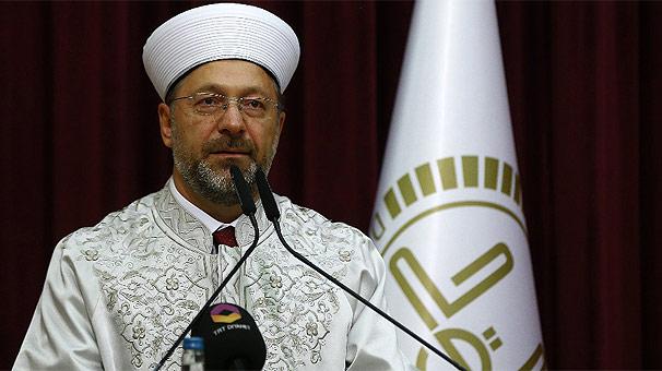Diyanet Başkanı buyurdu: Din istismarına engel olmanın yolu imam hatiplerden geçiyormuş!