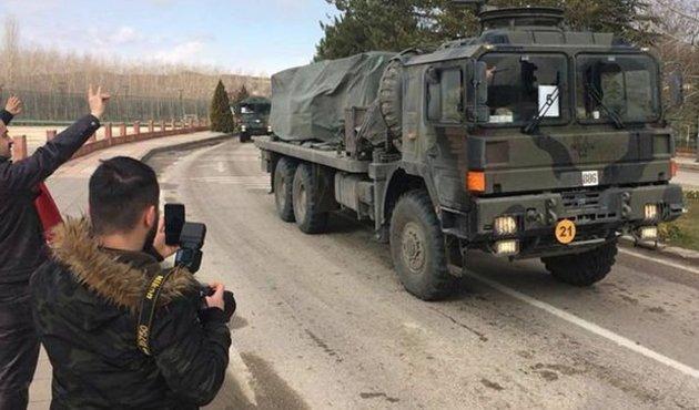 Karadeniz'e yapılan askeri sevkiyatın sebebi belli oldu