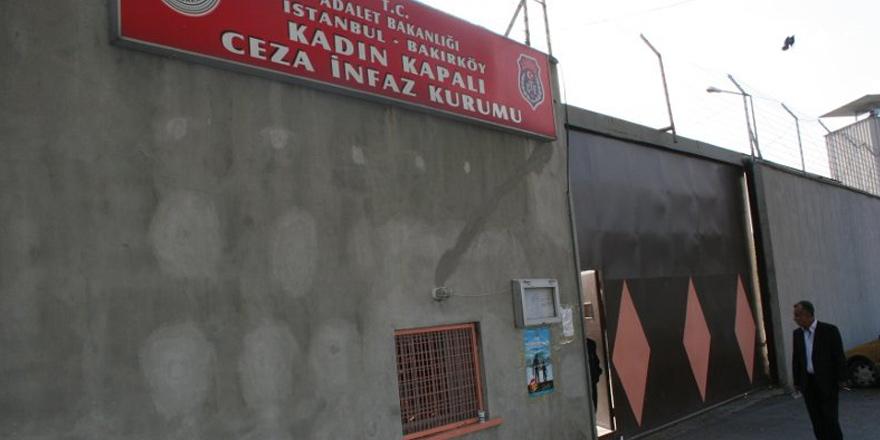 Bakırköy Kadın Cezaevi'nde silah sesleri