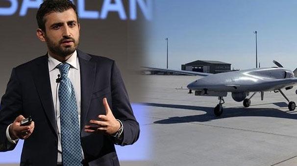 Erdoğan'ın damadı Bayraktar: İnsansız jet yapacağız