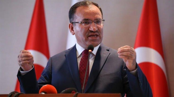 Bekir Bozdağ'dan 'Öğrenci Andı' kararına tepki: Danıştay anayasayı ve yasayı alenen çiğnemiştir