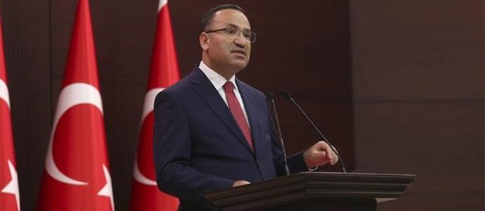 Hükümet Sözcüsü Bozdağ'dan Bakanlar Kurulu sonrası açıklama