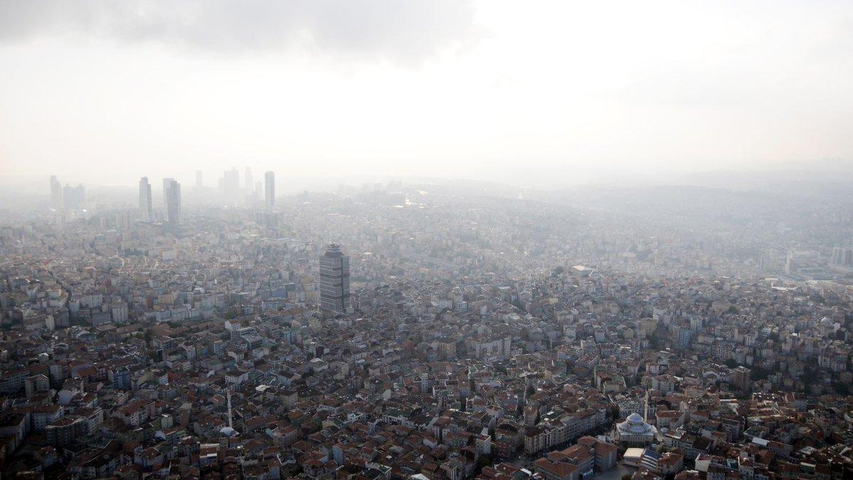 İstanbul'un iki ilçesi için deprem uyarısı