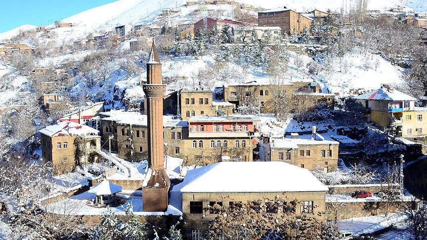 Bitlis'te 12 köy ve 4 mahallede sokağı çıkma yasağı