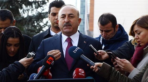 Çavuşoğlu'ndan Münbiç açıklaması: AKP ve ABD anlaştı mı?