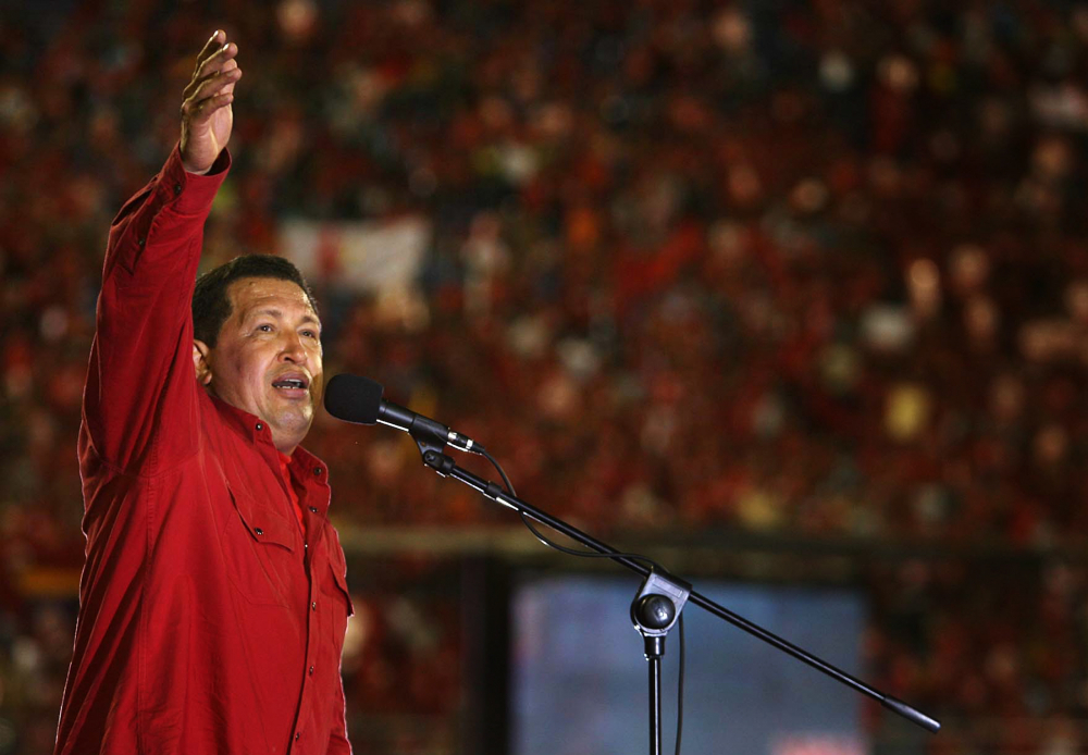 Hafıza-i Beşer | 5 Mart 2013 - Hugo Chavez hayata veda etti