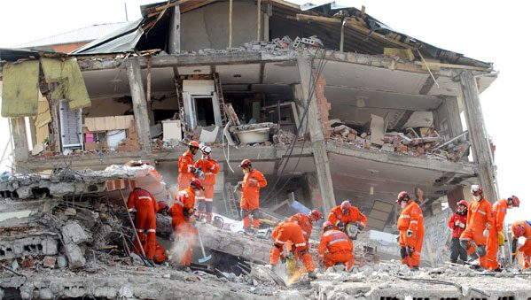 'Türkiye Deprem Tehlike Haritası' tam 22 yıl sonra yenilendi